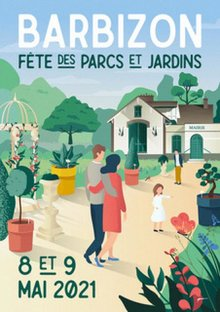 BARBIZON, Fête des Parcs et Jardins