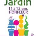 Salon Passionnément Jardin (HONFLEUR, 14)