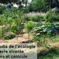 Conférence Terre vivante Légumes et canicule (GRENOBLE, 38)