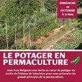 Le potager en permaculture (SIMIANE LA ROTONDE, 04)