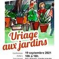 Uriage aux jardins (URIAGE, 38)
