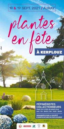 32ème Plantes en Fêtes à Kerplouz