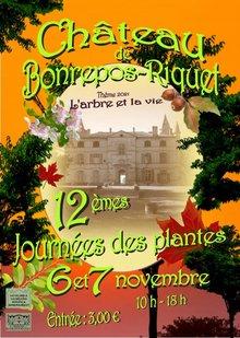 12èmes Journées des plantes