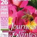 Journées des Plantes Pupetieres (CHâBONS, 38)