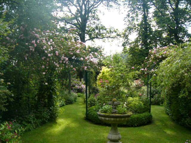 Jardin d'helena