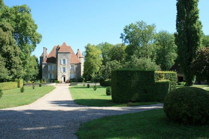 Jardin Du Château Du Méage