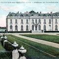 Jardin du château de Pont-Chevron (OUZOUER SUR TREZEE, 45)