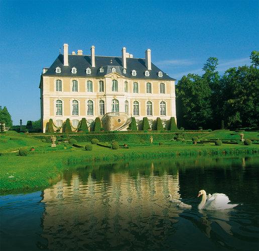 Parc et jardins du château de Vendeuvre