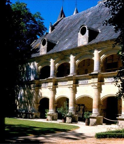 Parc Et Jardin De Diktynna - Château De Dampierre