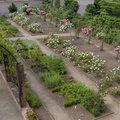 Jardin Monastique Des Dominicains De Haute-alsace (GUEBWILLER, 68)