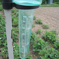 Le pluviomètre