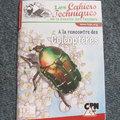 Livre : à la rencontre des coléoptères
