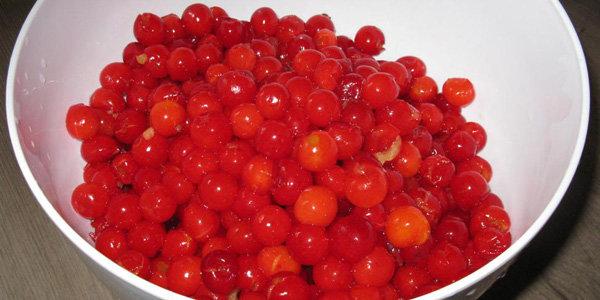 Préparation des fruits