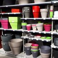Quelle contenance de terreau dans un pot en fonction de sa taille ?