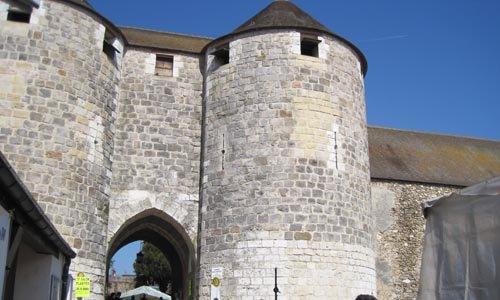 Le Château de Dourdan : un endroit historique