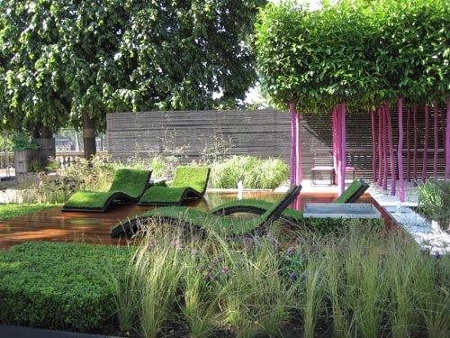 Jardin de Christian Fournet