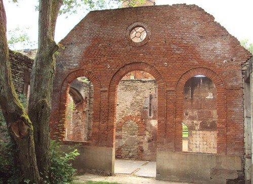 Manufacture de la Blies - Labyrinthe des ruines
