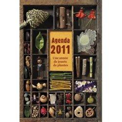 Agenda 2011 - Une année de jouets de plantes