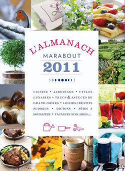L' Almanach Marabout 2011