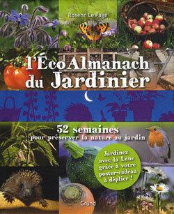 L'écho almanach du jardinier