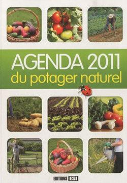 Agenda 2011 du potager naturel