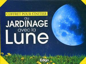 Coffret pour s'initier au jardinage avec la lune - Edigo