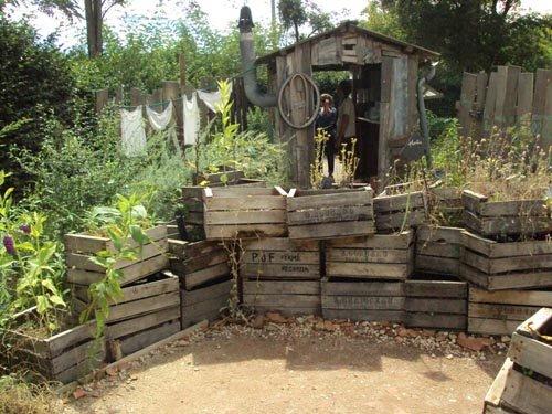 Vilain petit jardin vivant