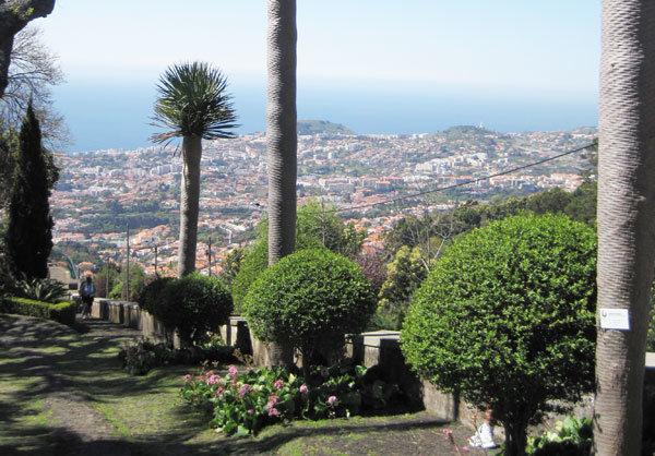 Jardim Tropical Monte Palace de Madeira
