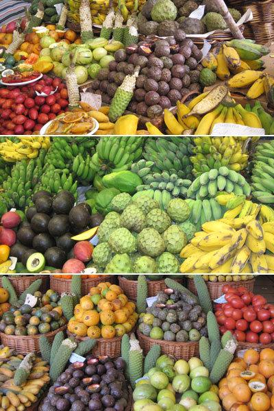 Paradis des fruits exotiques