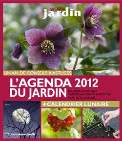 L'agenda du jardin 2012