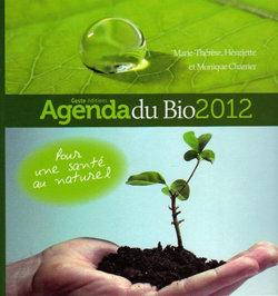 Agenda du bio 2012