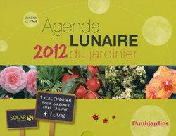 L'agenda lunaire du jardinier 2012