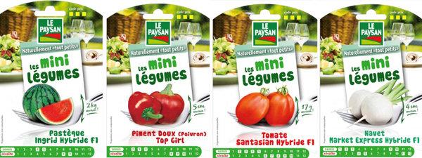Légumes à savourer