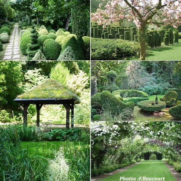 Jardin de l'Année 2012 : Jardins de Séricourt (Nord-Pas-de-Calais)
