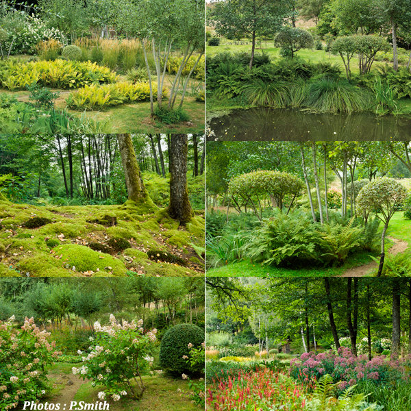Coup de cœur 2012 : Le jardin de Val Maubrune (Creuse)