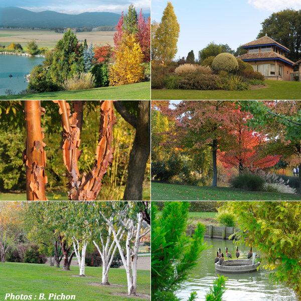 L'Initiative Botanique 2012 : Jardin du Bois Marquis (Isère)