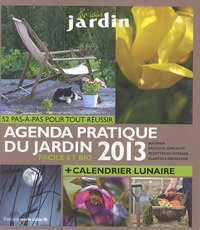 Agenda 100 idées jardin 2013
