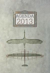 Agenda Nature 2013 Plume de carotte