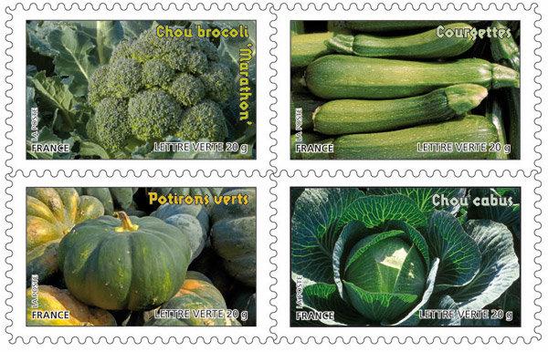 Légumes de l'automne