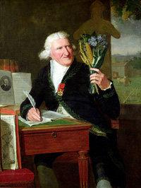 Antoine Parmentier a beaucoup oeuvré pour mettre la pomme de terre dans nos assiettes